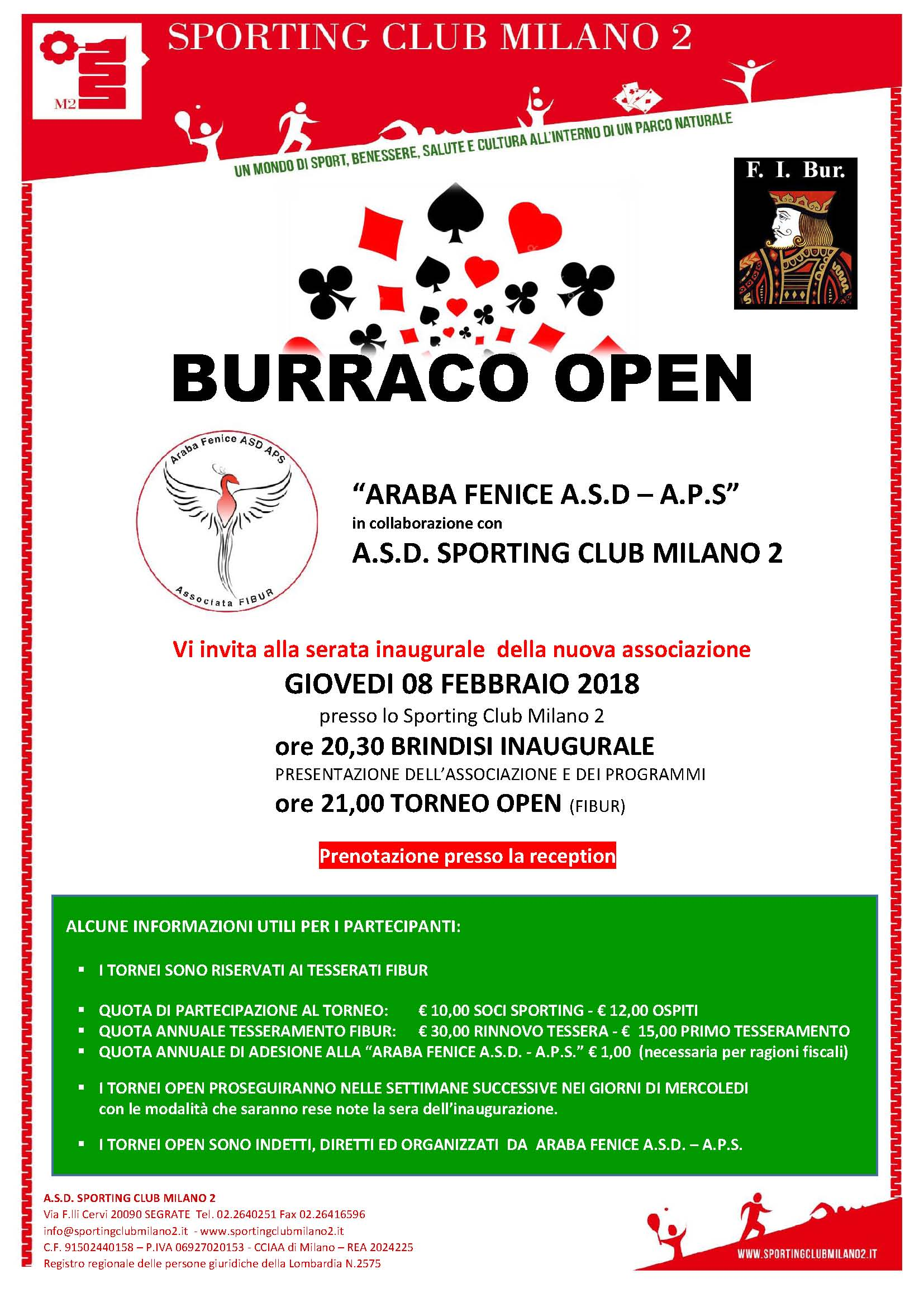 BURRACO OPEN