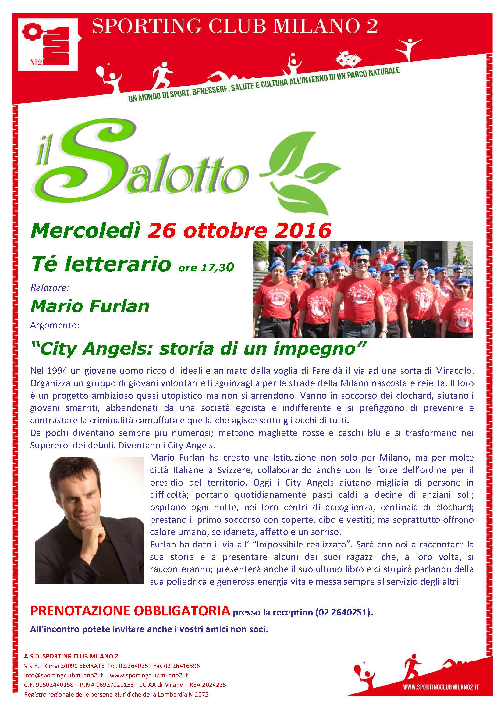 Il Salotto - City Angels