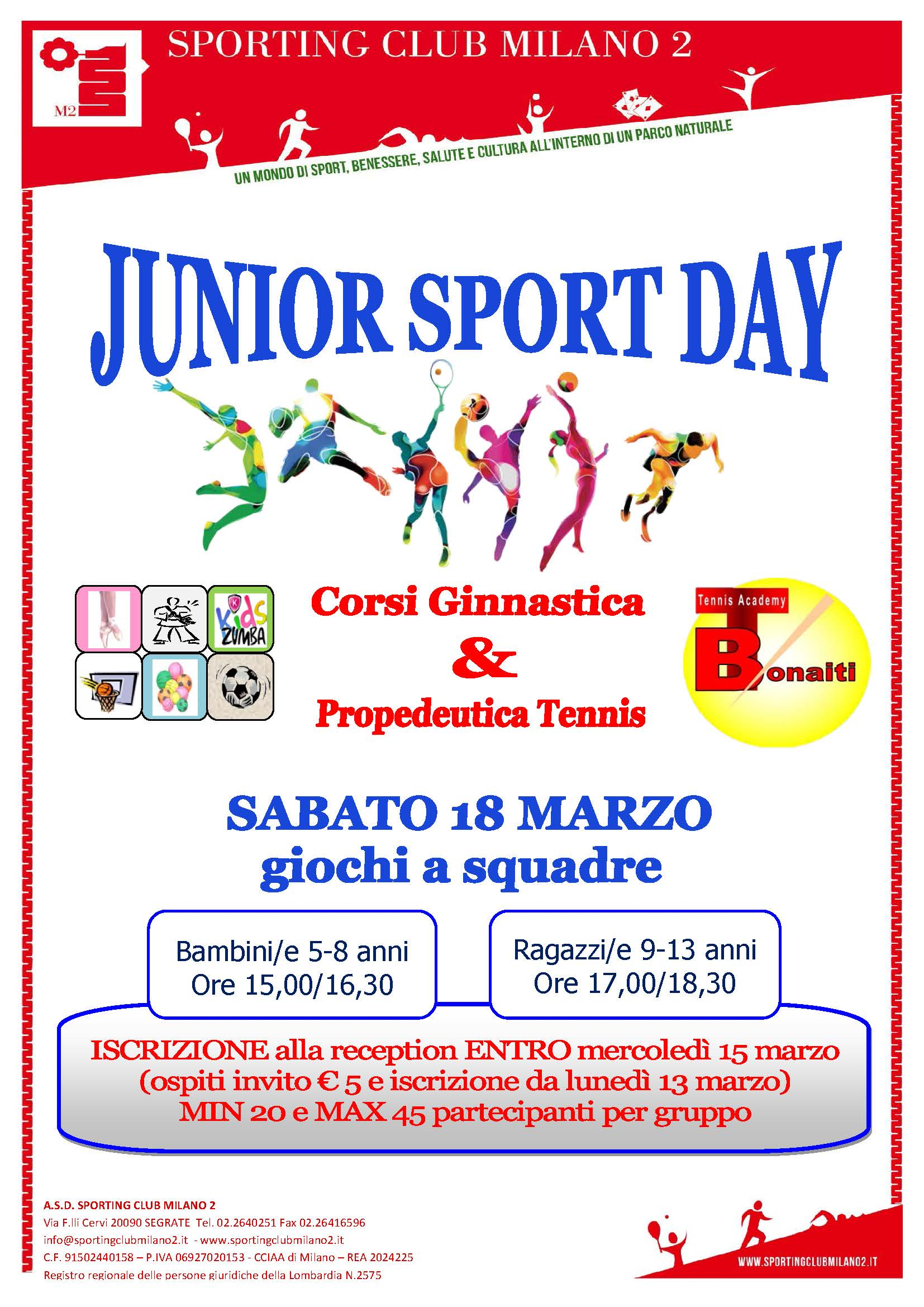 Junior Sport Day